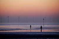 110208 Antony Gormley's Another Place at Crosby (1)